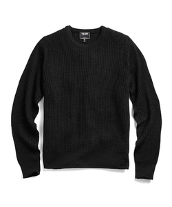 Todd Snyder - Waffle Crewneck Sweater