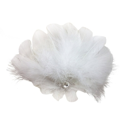 AM Clothes - Feather Hair Clip