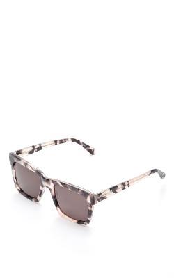 Prism  - Milan Tortoiseshell D-frame Sunglasses