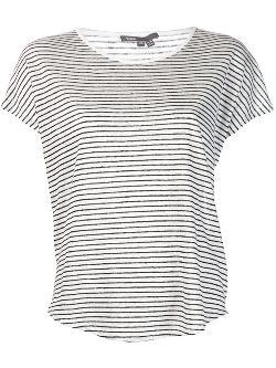 Vince  - striped t-shirt