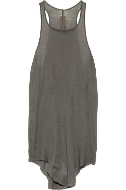 Rick Owens - Cotton-Jersey Tank Top