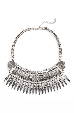 Sole Society - Statement Collar Necklace