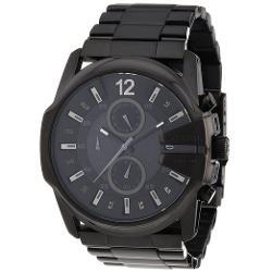 Diesel - Z4180 Diesel Chief Series Analog Display Analog Quartz Black Watch