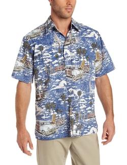 Reyn Spooner  - West Coastin Woven Shirt