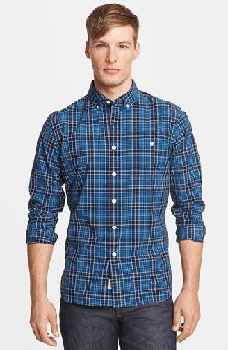 Todd Snyder - Plaid Woven Shirt