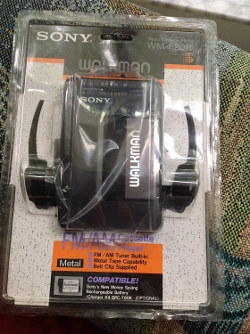 Sony - Walkman Radio Cassette Player