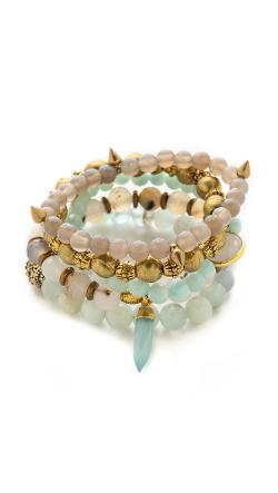 Lacey Ryan  - Charming Bracelet Set