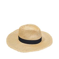 Larose - Straw Fedora Hat