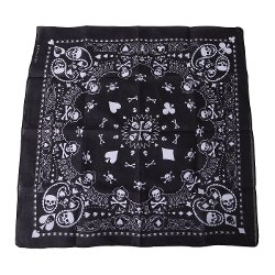 HDE - Double Sided Print Bandana