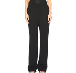 Acne Studios - Straight Leg Crepe Pants