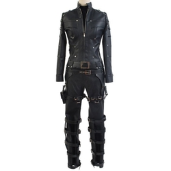 Cosplaysky - Black Canary Laurel Lance Outfit Costume