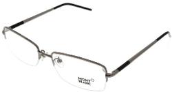Mont Blanc  - Half Rim Eyeglasses