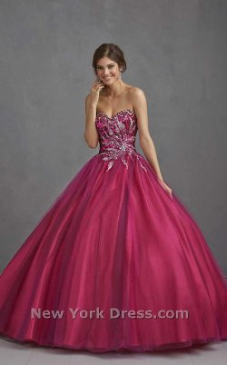 Allure Quinceanera - Firework Fantasy Dreams Ball Gown