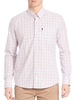 Barbour  - Patrick Cotton Sportshirt