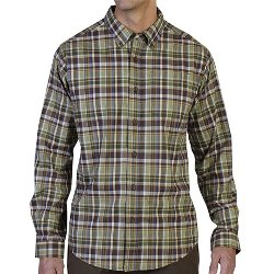 Ex Officio Brios  - Plaid Shirt - Long Sleeve