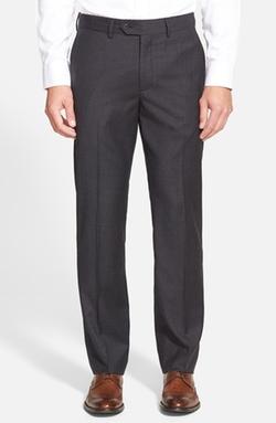 John W. Nordstrom - Creased Wool Chino Pants