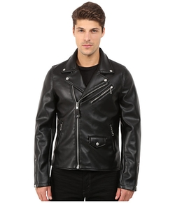 Members Only - Authentic Biker Jacket