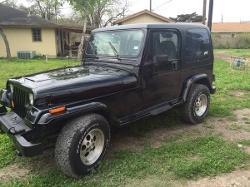 Jeep  - 1993 Wrangler SUV