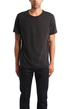 Rxmance  - Crew Neck Tee in Black