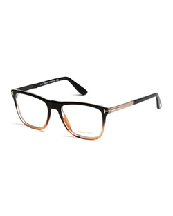 Tom Ford - Square Gradient-Frame Eyeglasses