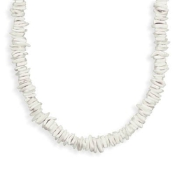 JJ Fashiontrends - Rose Chip Shell Fashion Necklace