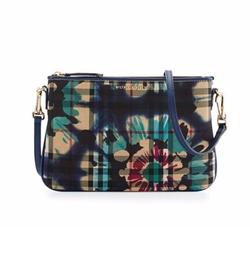 Burberry - Peyton Horseferry Check Print Bag