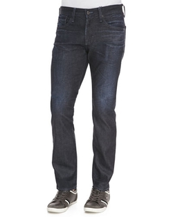 AG - Matchbox Coated Draft Jeans