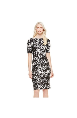 Vince Camuto - Shadow Flora Bodycon Dress