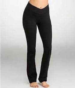 Yummie by Heather Thomson - Cotton Wow Katrina Medium Control Yoga Pants