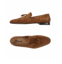Borgioli - Tassel Moccasin Shoes