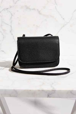 Silence + Noise - Mini Textured Crossbody Bag