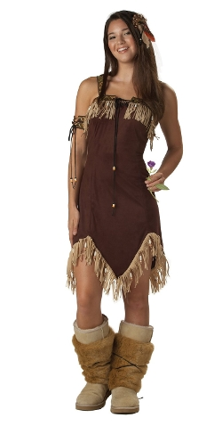 California Costumes - Indian Princess Costume