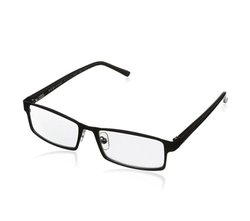 Foster Grant - Sawyer Rectangular Multifocus Glasses