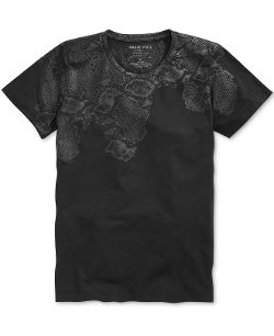 Rogue State - Snake-Print Graphic T-Shirt