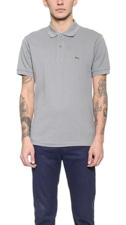 Lacoste - Short Sleeve Classic Polo Shirt