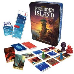 Gamewright - Forbidden Island Board Game