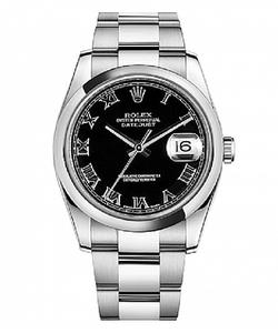 Rolex - Datejust Stainless Steel Watch