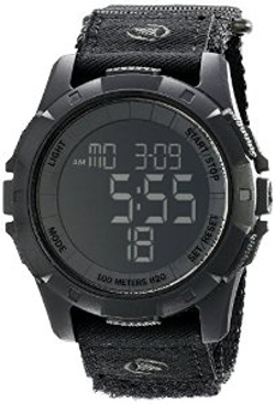 Freestyle  -  Unisex Digital Display Black Watch