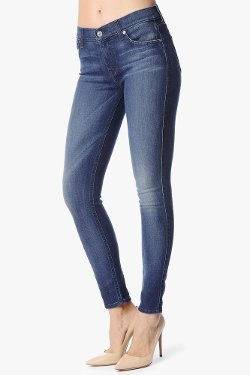 7 for All Mankind - Summitt Skinny Denim Jeans