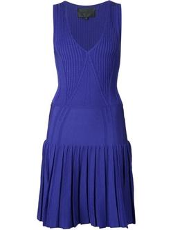 Cushnie Et Ochs - Sleeveless Knit Dress