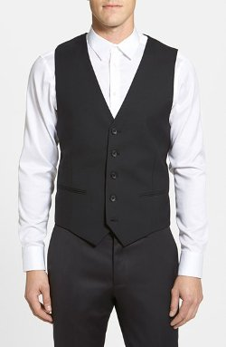 Calibrate  - Wool Blend Vest
