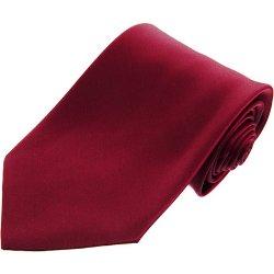 Brioni  - Solid Satin Tie