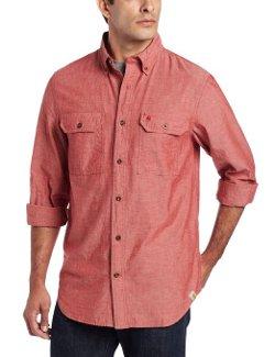 Carhartt - Fort Solid Long Sleeve Shirt