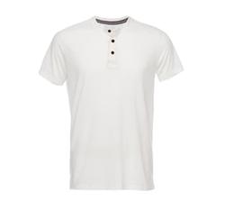 Jachs NY - Short Sleeve Henley Shirt