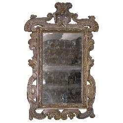 Navona Antiques - 17th c. Baroque Mirror