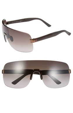 Gucci - Shield Sunglasses