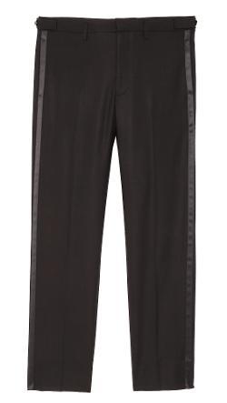 Marc Jacobs  - Tuxedo Suit Pants
