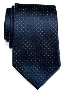 Retreez - Check Textured Woven Tie