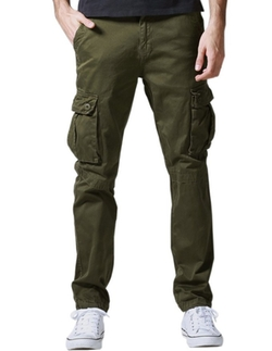 Match - Casual Cargo Pants