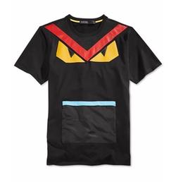 Hudson NYC - Graphic-Print T-Shirt